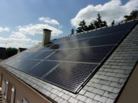 2-PV-L'installation photovoltaïque intégrée en toiture.JPG